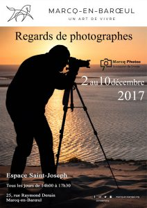 Affiche regards de Photographes